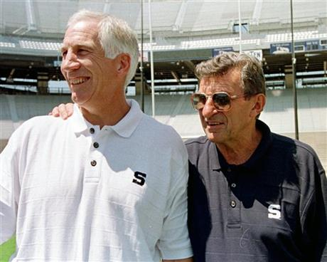 Joe Paterno, Joe Sandusky