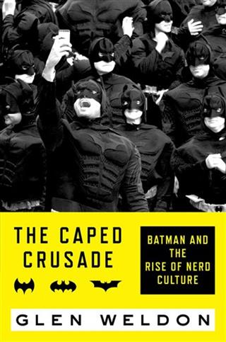 Book Review The Caped Crusade