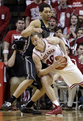 A.J. Hammons, Cody Zeller