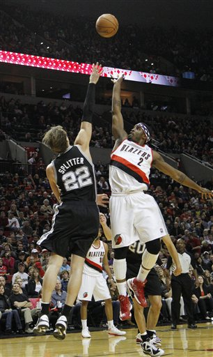 Wesley Matthews, Tiago Splitter