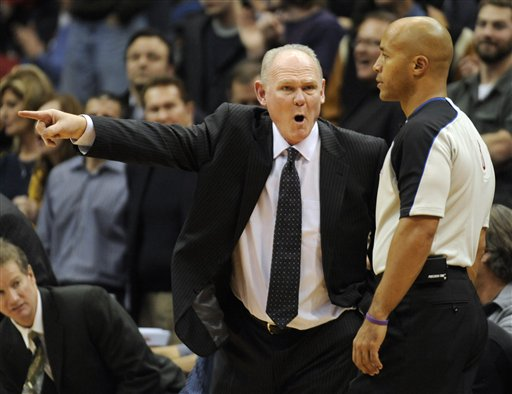 George Karl, Marc Davis