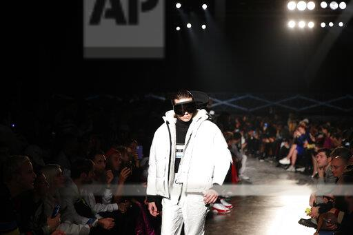 APTOPIX Italy Fashion Mens F/W 20/21 Iceberg