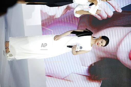 CHINA BEIJING HUAWEI HONOR ZHAO LIYING