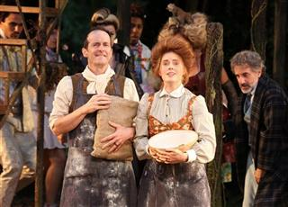 Into the Woods Public Theater/Delacorte Theater