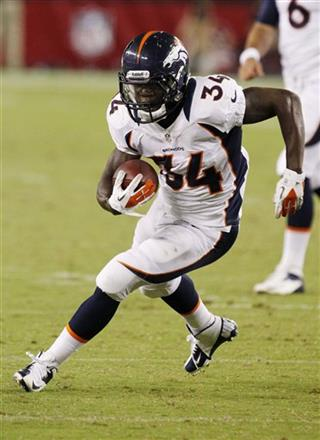 Ronnie Hillman