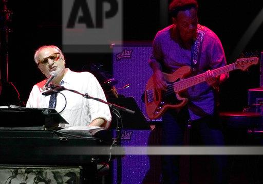 Steely Dan in Concert - Mansfield, Mass.