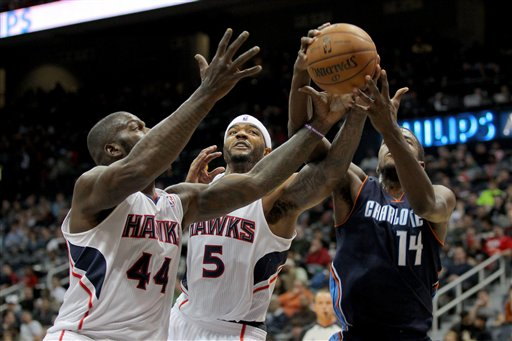 Michael Kidd-Gilchrist, Ivan Johnson, Josh Smith