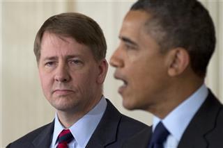 Richard Cordray, Barack Obama
