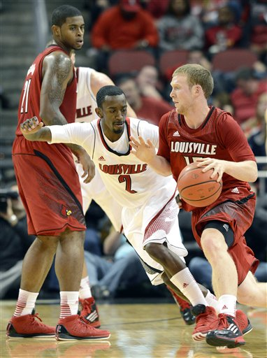 Tim Henderson  Chane Behanan  Russ Smith