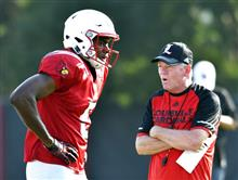 Louisville Camp Preview Football