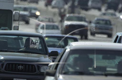 Associated Press Domestic News California United States West CALIFORNIA GRIDLOCK
