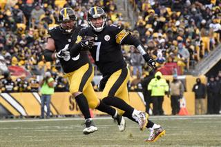 Ben Roethlisberger, David DeCastro