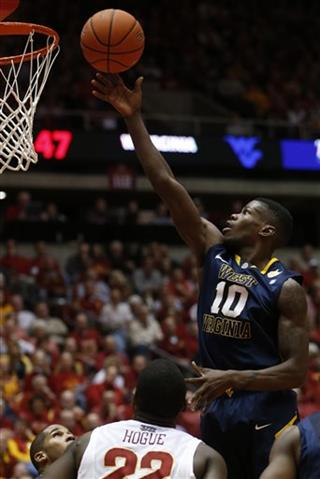Eron Harris, Dustin Hogue