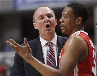 Thad Matta, Lenzelle Smith, Jr.