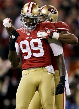 Aldon Smith, Ahmad Brooks