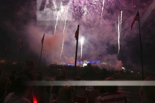 """""""Let Freedom Sing!"""" Music City's July 4th Celebration"""