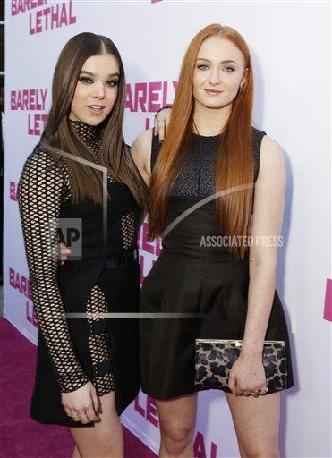 inVision Eric Charbonneau/Invision/AP a ENT CA USA INVW Special Screening of 'Barely Lethal'