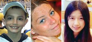 Boston Marthon Victims