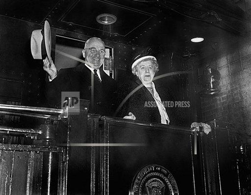 Watchf Associated Press Domestic News  Dist. of Col United States APHS204477 Harry Truman