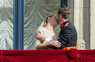 Prince Guillaume, Countess Stephanie