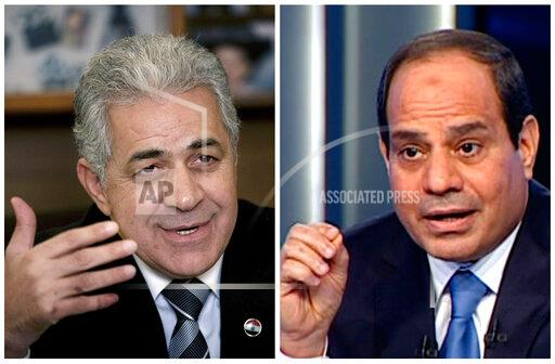 Mideast Egypt Elections Q and A