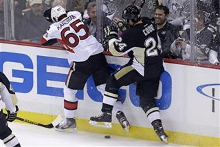 Matt Cooke, Erik Karlsson