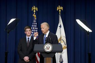 Joe Biden, Stephen Barton