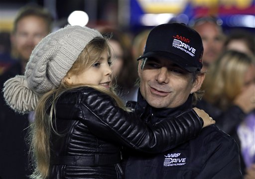 Jeff Gordon, Ella Sofia Gordon