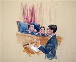 Samuel Alito, Sri Srinivasan, Elena Kagan