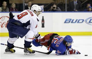 Alex Ovechkin, Mats Zuccarello