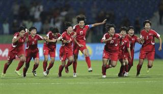 North Korea World Cup Double