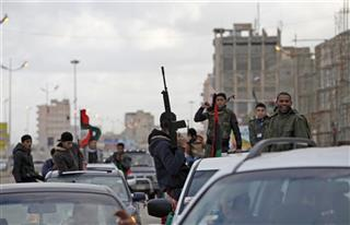 Mideast Libya Militia Economy