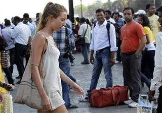 India Scared Tourists