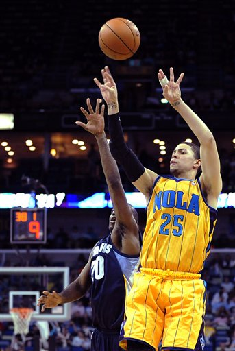 Austin Rivers, Quincy Pondexter