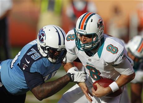 Matt Moore, Jarius Wynn