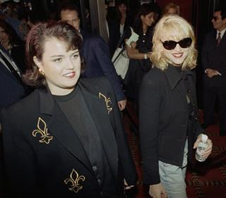 Rosie ODonnell,  Madonna