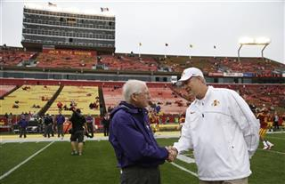 Paul Rhoads, Bill Snyder