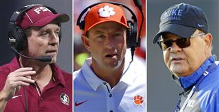 ACC Coaching Continuity Football