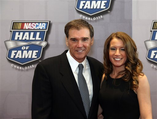 Ray Evernham, Erin Crocker Evernham