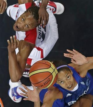 Tamika Catchings, Emmeline Ndongue