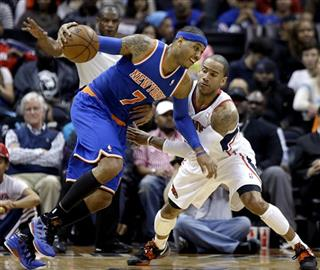 Carmelo Anthony, Dahntay Jones