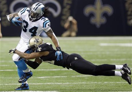 DeAngelo Williams, Patrick Robinson