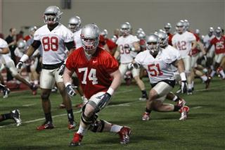 Ohio St Meyer Football