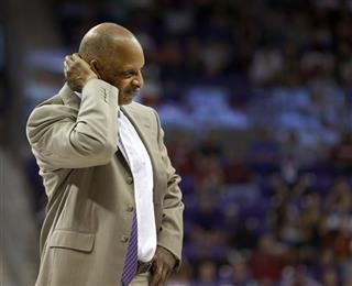 TCU Johnson Fired Basketball