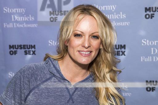 Stormy Daniels Book Signing at the Museum of Sex