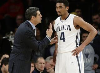 Jay Wright, Darrun Hilliard