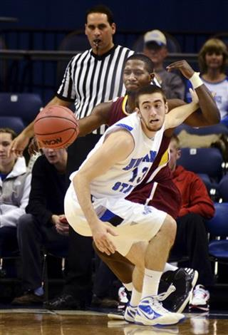 Winthrop Indiana St Basketball