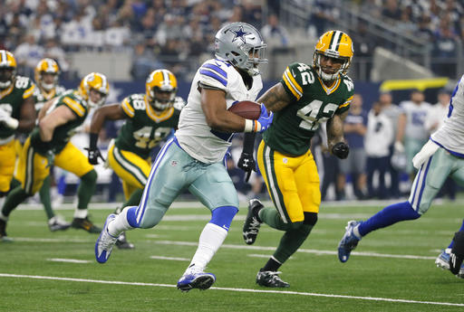 Ezekiel Elliott, Morgan Burnett