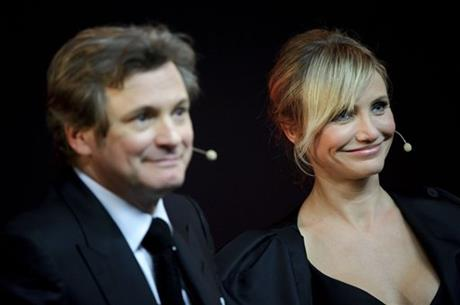 Colin Firth, Cameron Diaz