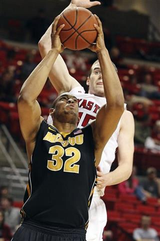 Missouri Texas Tech Basketball